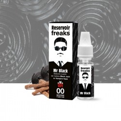 E liquide MR Black 10ml Freaks (Pack de 10)