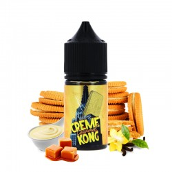 Concentré Creme Kong Caramel 30ML  Joe's Juice