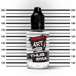 Concentré Thug Style - Poison Art - 2 X 30 ML (Pack de 2)