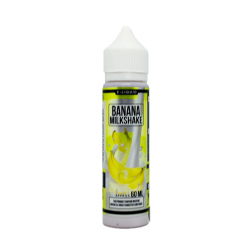 E Liquide Banana - MilkShake Man 50 ML (Shortfill)