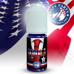 E-Liquide Donald COLLECTOR Vape Party 10 ML (Boite De 10)