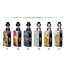 Coffret AL85 Smoktech Full Kit Alien Baby