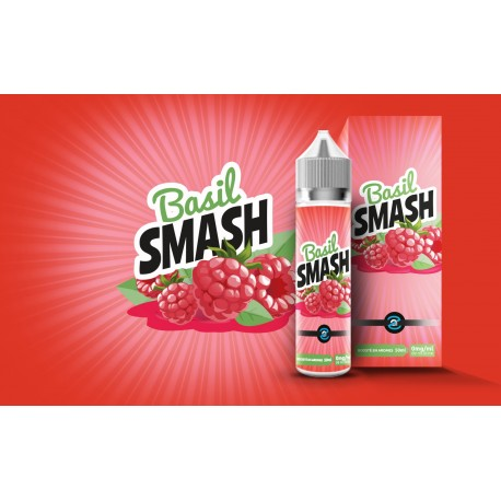 E Liquide Basil Smash - Aromazon 50ML (Mix & Vape)
