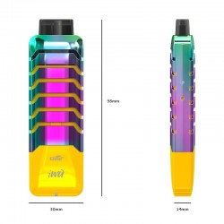 Coffret eGo AIO Joyetech New color