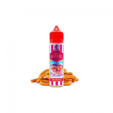E-liquid CHURROS 50 ML SWEET CARROUSSEL