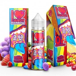 E Liquide Rainbow - I Love Candy (50ml)