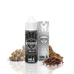 E liquid  Chillax Vapsters Aromazon 50 ml