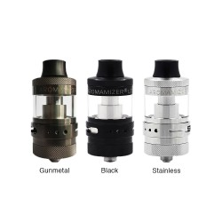 Atomiseur Aromamizer Lite RTA Steam Crave (23mm - 3.5ml)