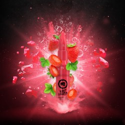 E-liquid Strawberry Scream - 50 ml - Riot Squad