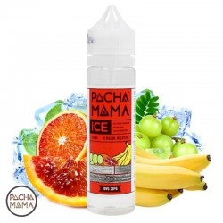 E-liquid Blood Orange Ice - Pacha mama  ICE -50 ml