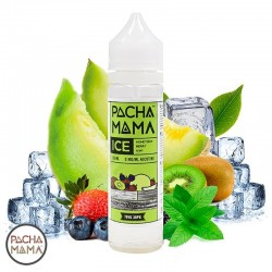E-liquid Mint Leaf   - Pacha Mama ICE  -  50 ml
