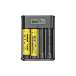 Chargeur F4 LCD Nitecore