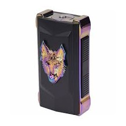 SNOWWOLF 200 W MFENG  Box MOD rainbow black