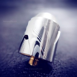 AFK Studio - The White Walkers RDA (Damascus Steel)