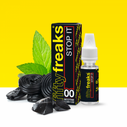 E liquide Stop It Fifty Freaks 10ML (Pack de 10)