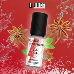 Concentré Red Astaire deconstructed Anis Red 10 ml T Juice